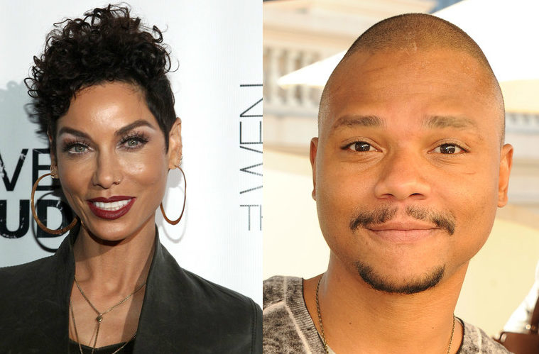 Michael Strahan accused of cheating on Nicole Murphy as ...