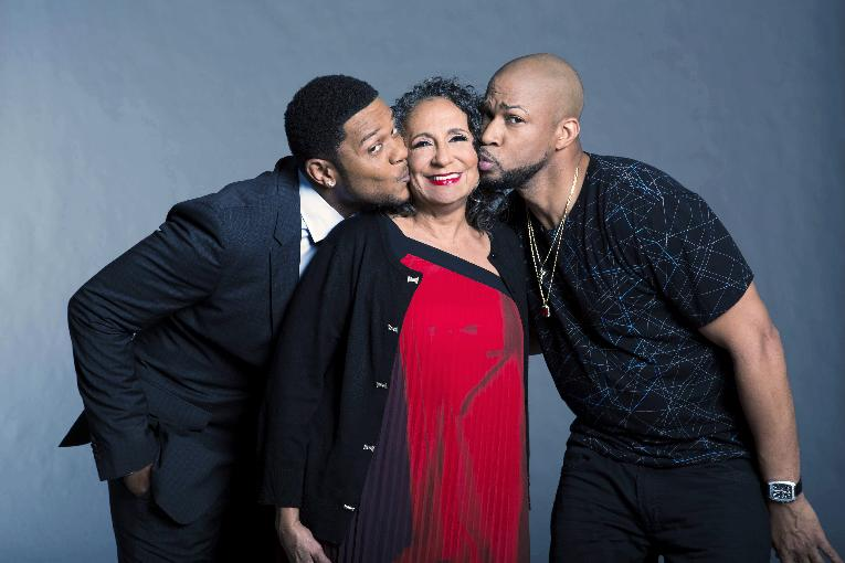 pooch hall cathy hughes & Finesse Mitchell