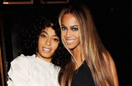 solange & beyonce
