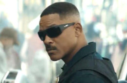 "Will Smith in the Netflix film ""Bright"""