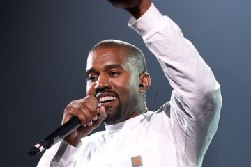 Kanye West - Dimitrios Kambouris/Getty Images