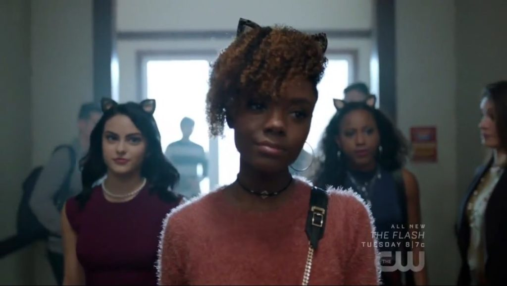 joise and the pussycats, the cw