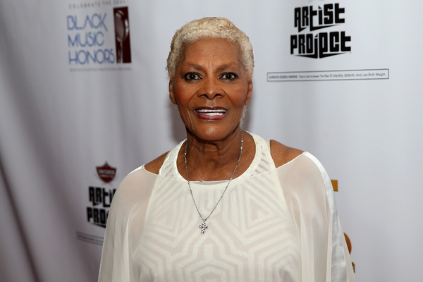 Dionne Warwick attends the NMAAM 2016 Black Music Honors on August 18, 2016 in Nashville, Tennessee.