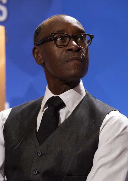 Actor Don Cheadle attends The 74th Annual Golden Globe Awards Nominations at The Beverly Hilton Hotel, in Beverly Hills, California, on December 12, 2016. / AFP / VALERIE MACON