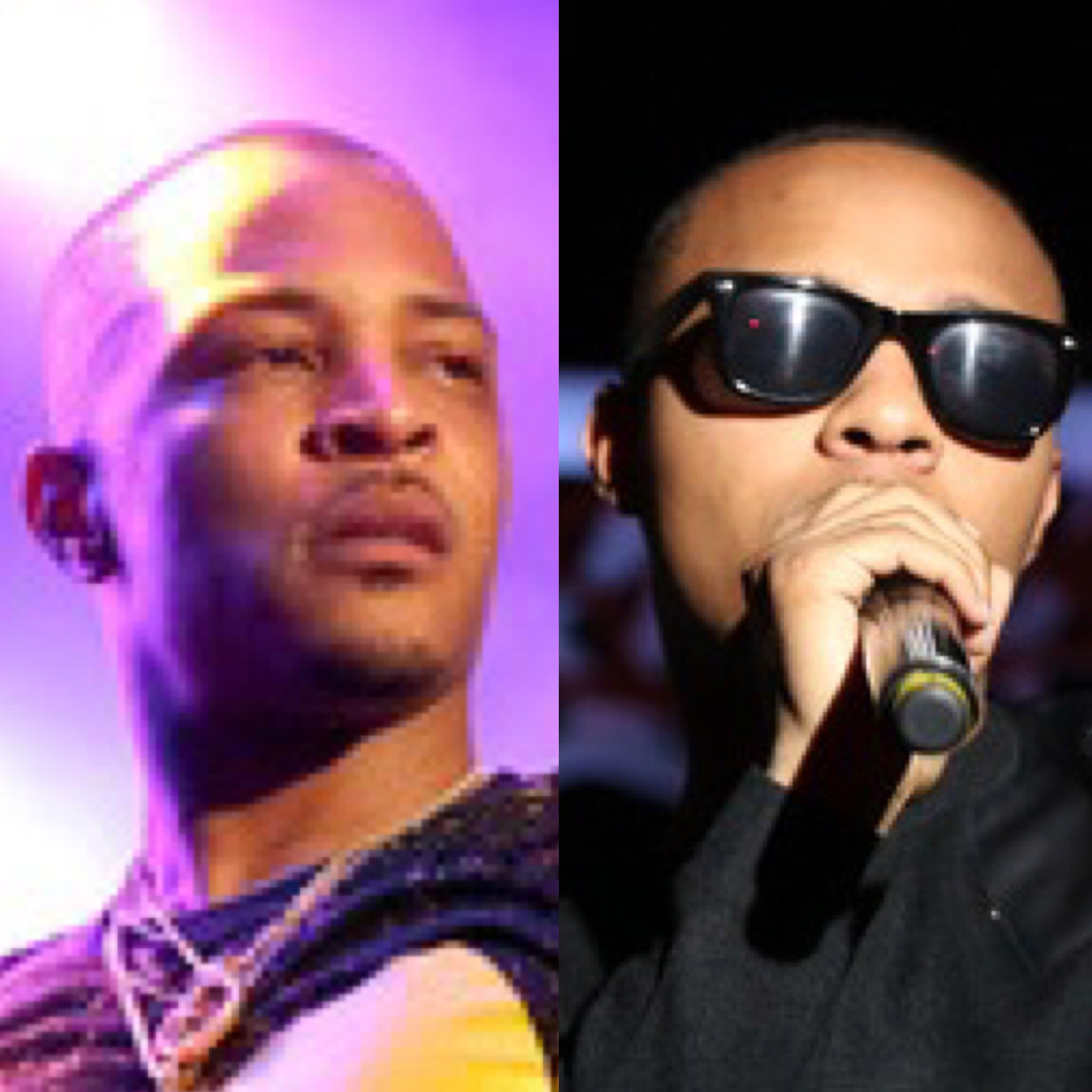 "T.I. and Shad ""Bow Wow"" Moss"