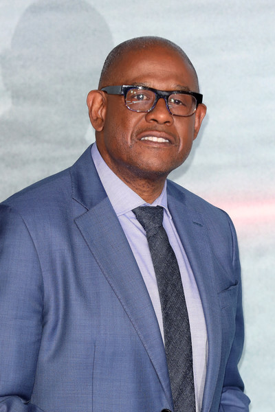 """Actor Forest Whitaker attends the launch event for """"Rogue One: A Star Wars Story"""" at Tate Modern on December 13, 2016 in London, England."""
