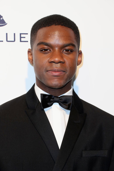 Actor Jovan Adepo attends the 25th Annual Elton John AIDS Foundation's Academy Awards Viewing Party at The City of West Hollywood Park on February 26, 2017 in West Hollywood, California.