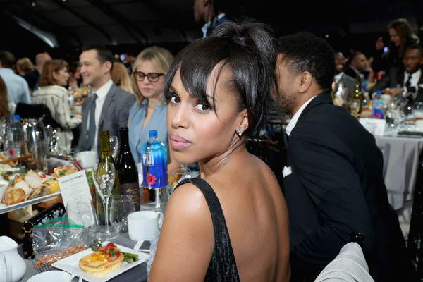 Actress Kerry Washington at the 32nd Annual Film Independent Spirit Awards sponsored by FIJI Water at Santa Monica Pier on February 25, 2017 in Santa Monica, California.