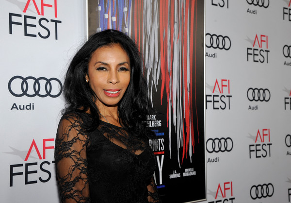 """Actress Khandi Alexander attends the AFI Closing Night Screening of """"Patriot's Day"""" at TCL Chinese Theatre on November 17, 2016 in Hollywood, California."""
