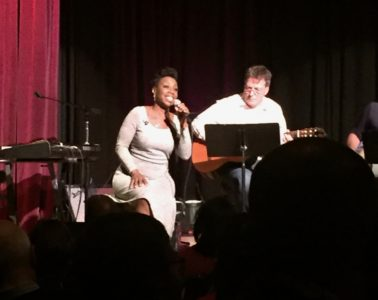 Oleta Adams live at Yoshi's in Oakland, California March 26, 2017. Photo courtesy of Coleman Communications