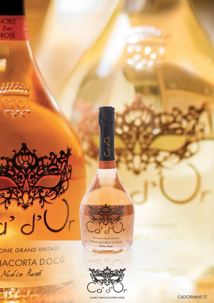 Ca' d'or, the latest exquisite product represented by Oscar Generale