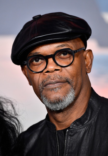 """Actor Samuel L. Jackson attends the premiere of Warner Bros. Pictures' """"Kong: Skull Island"""" at Dolby Theatre on March 8, 2017 in Hollywood, California."""