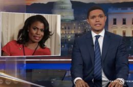 """Trevor Noah on Comedy Central's """"The Daily Show"""""""