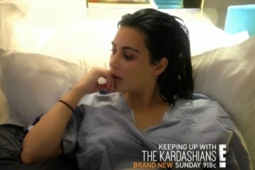 Kim Kardashian (Keeping Up with the Kardashians)
