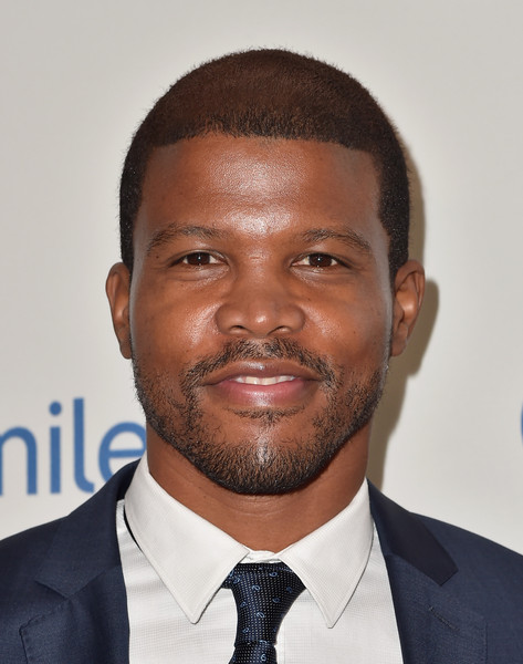 Actor Sharif Atkins attends Operation Smile's 2015 Smile Gala at the Beverly Wilshire Four Seasons Hotel on October 2, 2015 in Beverly Hills, California.