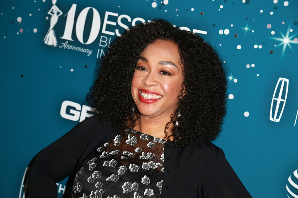 Actor Shonda Rhimes at Essence Black Women in Hollywood Awards at the Beverly Wilshire Four Seasons Hotel on February 23, 2017 in Beverly Hills, California.