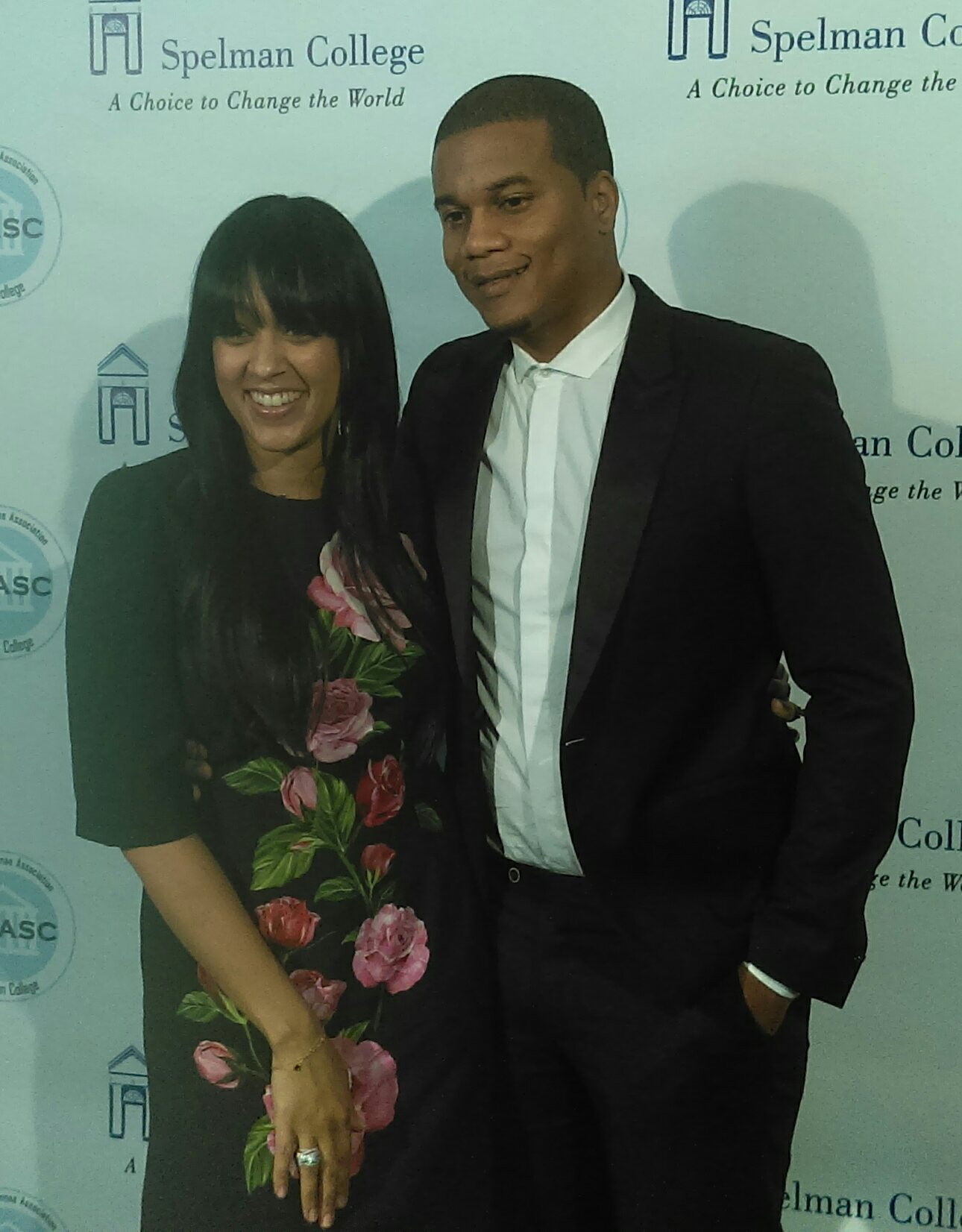 Tia-Mowry-Hardrict and husband Cory Hardrict