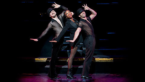 """Brandy in the Kennedy Center production of """"Chicago"""""""