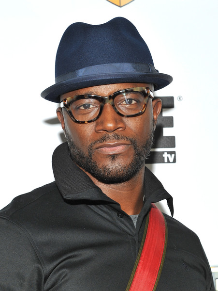 Taye Diggs attends as WE tv Celebrates The Premiere Of New Series Growing Up Hip Hop on December 10, 2015 in New York City.
