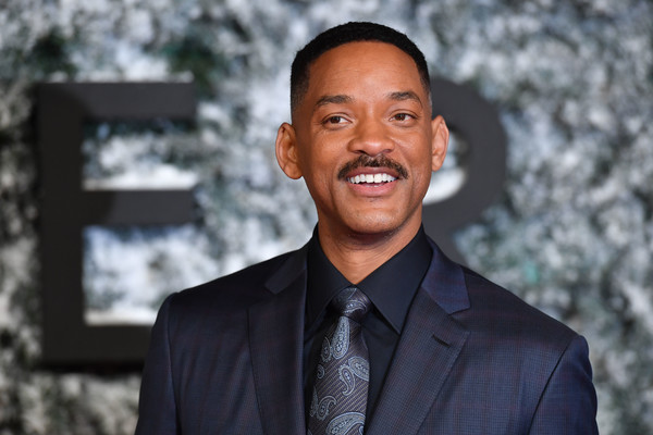 US actor Will Smith poses on the red carpet upon arrival at the European premiere of Collateral Beauty in London on December 15, 2016..