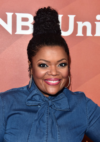 Actor Yvette Nicole Brown of 'Cosplay Melee' attends the 2017 NBCUniversal Summer Press Day at The Beverly Hilton Hotel on March 20, 2017 in Beverly Hills, California.
