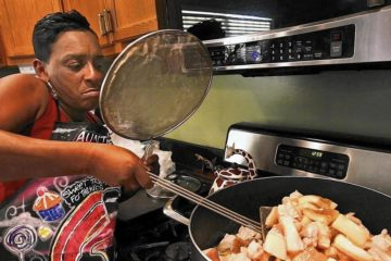 cooking viral star dead