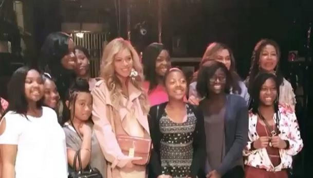 beyonce - alvin ailey