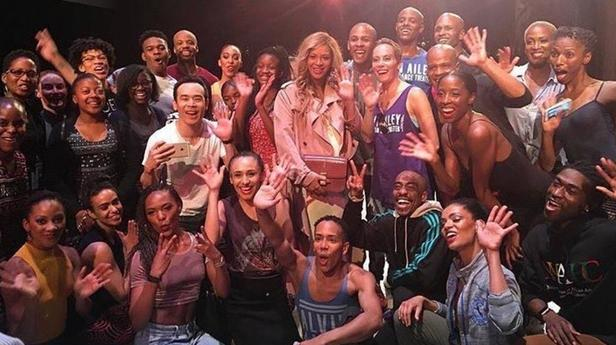 beyonce - alvin ailey1
