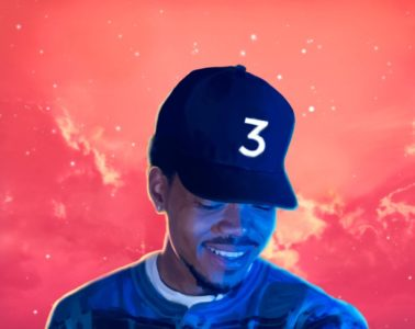 coloring book chance the rapper mixtape