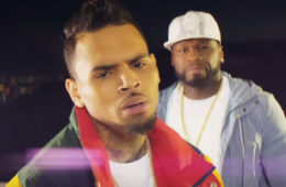 chris brown & 50 cent