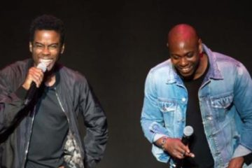 chris rock & dave chappelle