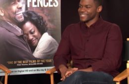 Jovan Adepo from 'Fences'