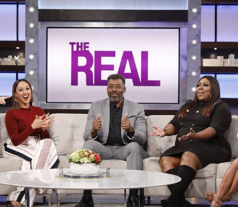 ernie hudson & the real ladies