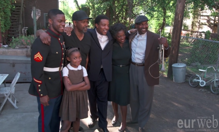 Behind the scenes of 'Fences'