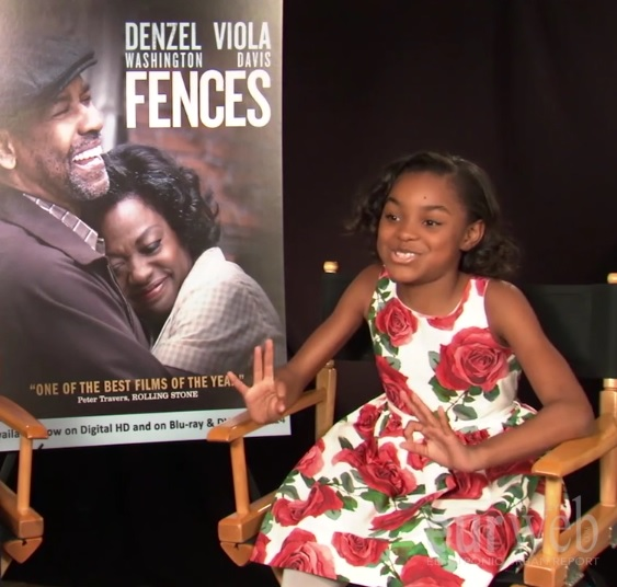 Saniyya Sidney from 'Fences'