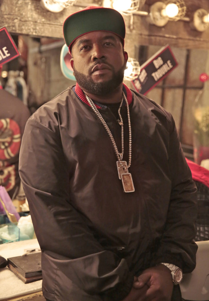 """STAR: Big Boi guest stars in the """"Showtime"""" season finale episode of STAR airing Wednesday, March 15 (9:01 PM - 10:00 PM ET/PT) on FOX. ©2017 Fox Broadcasting Co. CR: Carin Baer/FOX"""