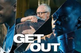 get out - poster