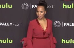 kerry washington - paleyfest (via youtube)