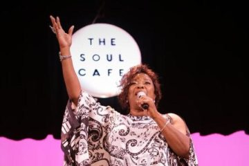 loretta devine - the soul cafe