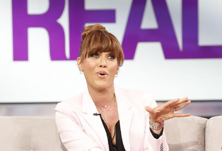 'The Real': Nicole Ari Parker Dishes on Her Roadside Quickie