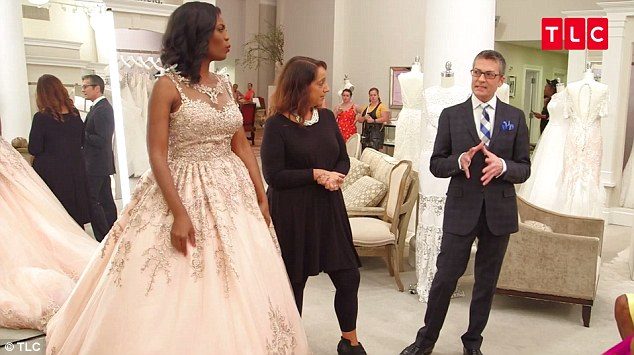 """Omarosa on """"Say Yes to the Dress"""""""