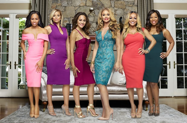 Real Housewives of Potomac Season 2: Monique Samuels, Robyn Dixon, Ashley Boalch Darby, Gizelle Bryant, Karen Huger, Charrisse Jackson-Jordan Tommy Garcia/Virginia Sherwood/Bravo