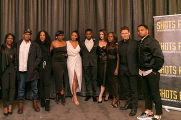Cast of 'Shots Fired' at the L.A. Premiere [photo: Nate Brown]