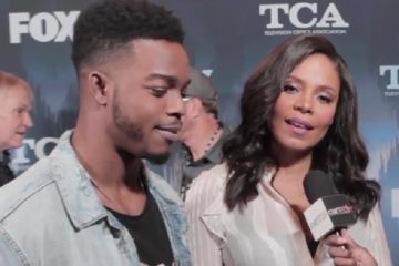 stephan james & sanaa lathan - shots fired interview screenshot1