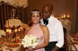 tyrese and new wife