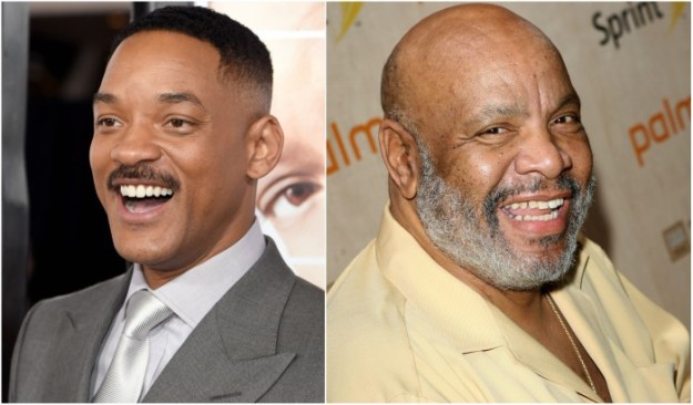 Will Smith Resembles Uncle Phil In Bungee Jumping Selfie