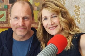 woody harrelson & laura dern