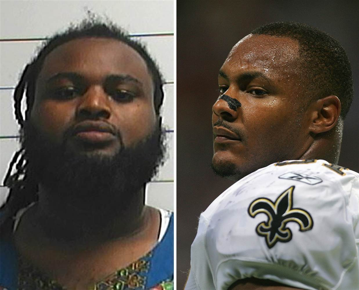 (L-R) Cardell Hayes, Will Smith