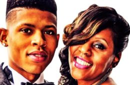 Bryshere 'Yazz The Greatest' Gray & Andria Mayberry
