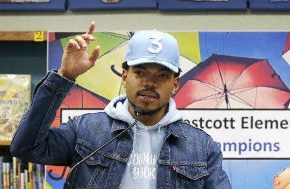 Chance the Rapper fans launch mayoral campaign
